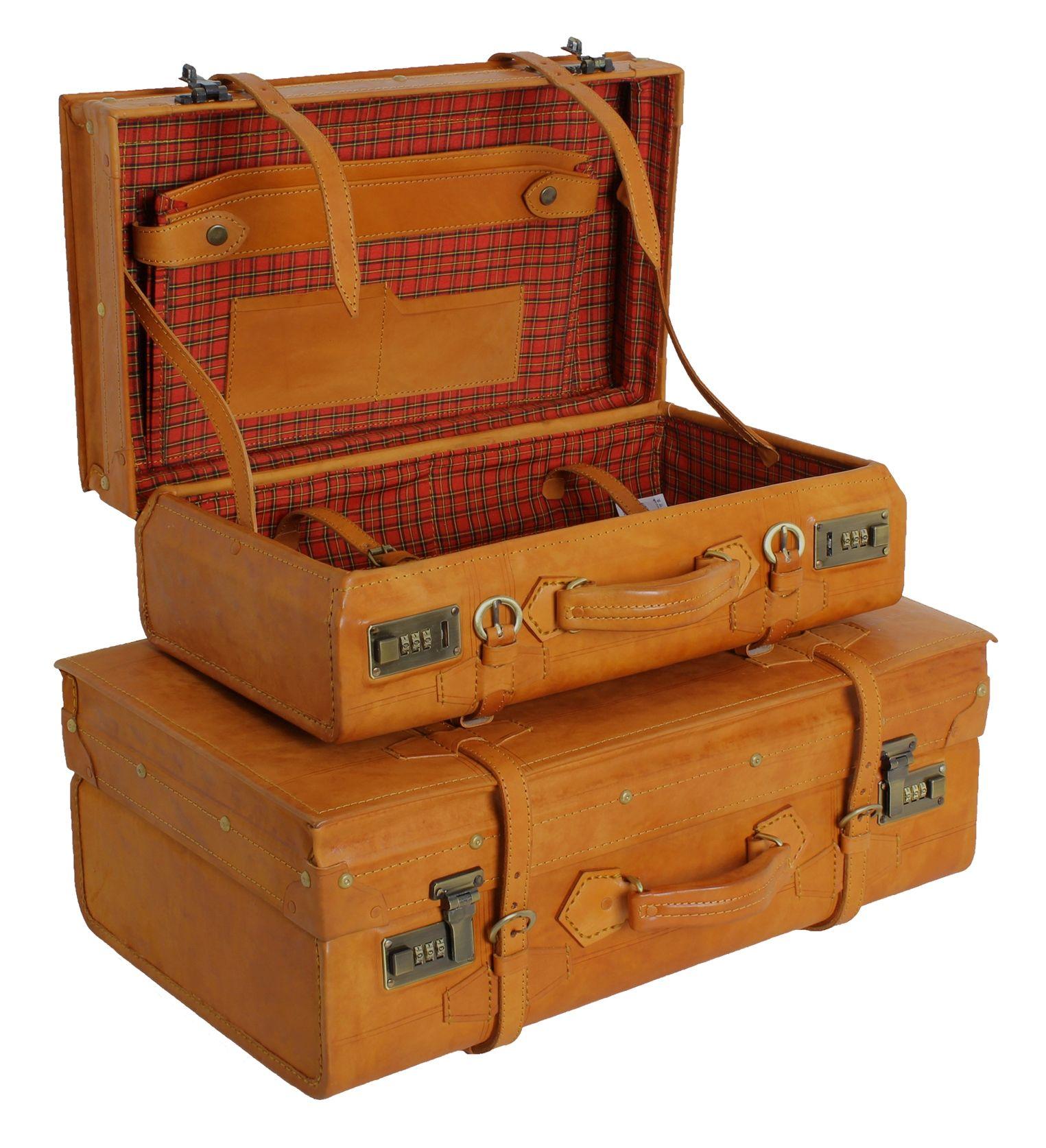Large Leather Suitcase | Suitcase | Pinterest