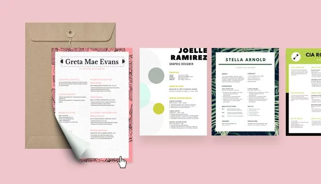 Canva resume templates Infographic resume, Graphic