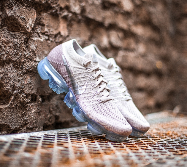 more photos 70f0e 92b43 NIKE AIR VAPORMAX FLYKNIT STRING CHROME SUNSET GLOW 849557 202