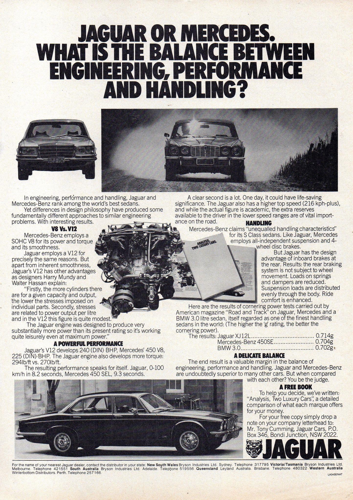 Large Jaguar XJ6 V6 V12 XK Type British Sports Car Wall Poster Art Picture Print