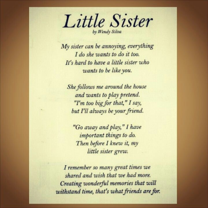Sister Sister Birthday Quotes Sister Quotes Images Little Sister Quotes