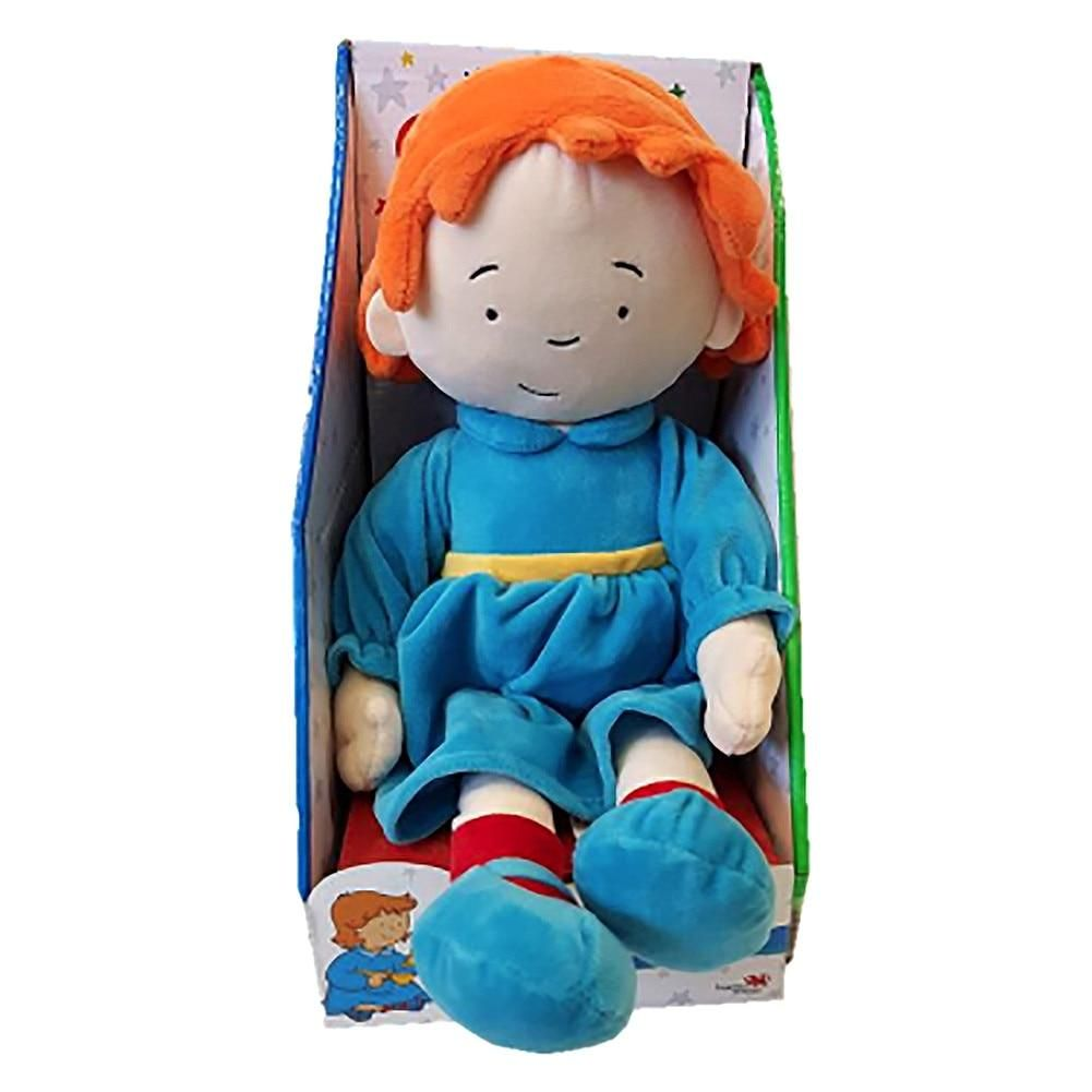 Caillou My Friend Rosie Plush Doll 16 Inches Plush