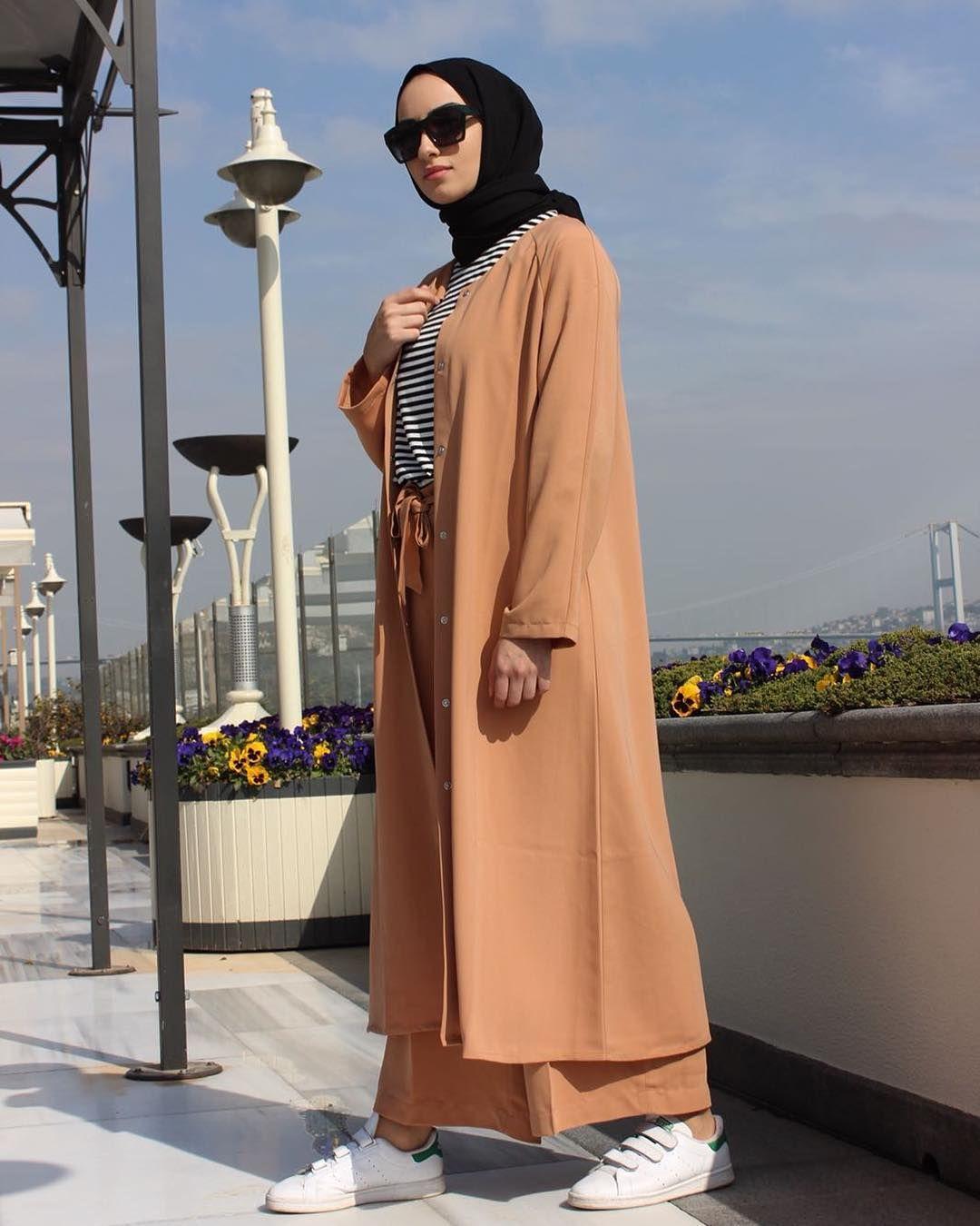 Tam Da Bu Havalarin Efil Efil Takimi Reglan Kol Takimm Seni Bekliyor Taba Takim 200 Kap 120 Cm Pant 93 Cm Pol Hijab Fashion Muslim Fashion Fashion