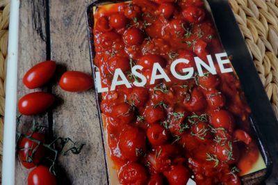Lasagne; Zo kan het ook! Een kookboekje voor de lasagneliefhebber