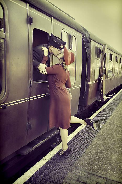 The Kiss Goodbye By Martin Fry Photography Couple Photography