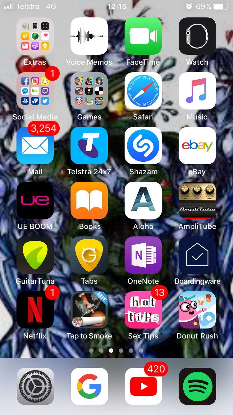 Pin de nijah jonae en apps iphone fondos para iphone
