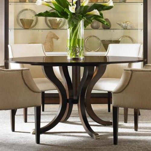 Tribeca Home Counter Height Dining Room Kitchen Table Century Round