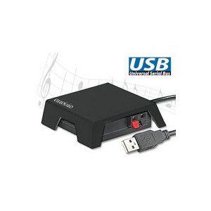 Auvisio Digitaler Usb Hifi Verstarker Fur Passive Stereo Lautsprecher Sonderangebote Stereo Lautsprecher Lautsprecher Und Usb