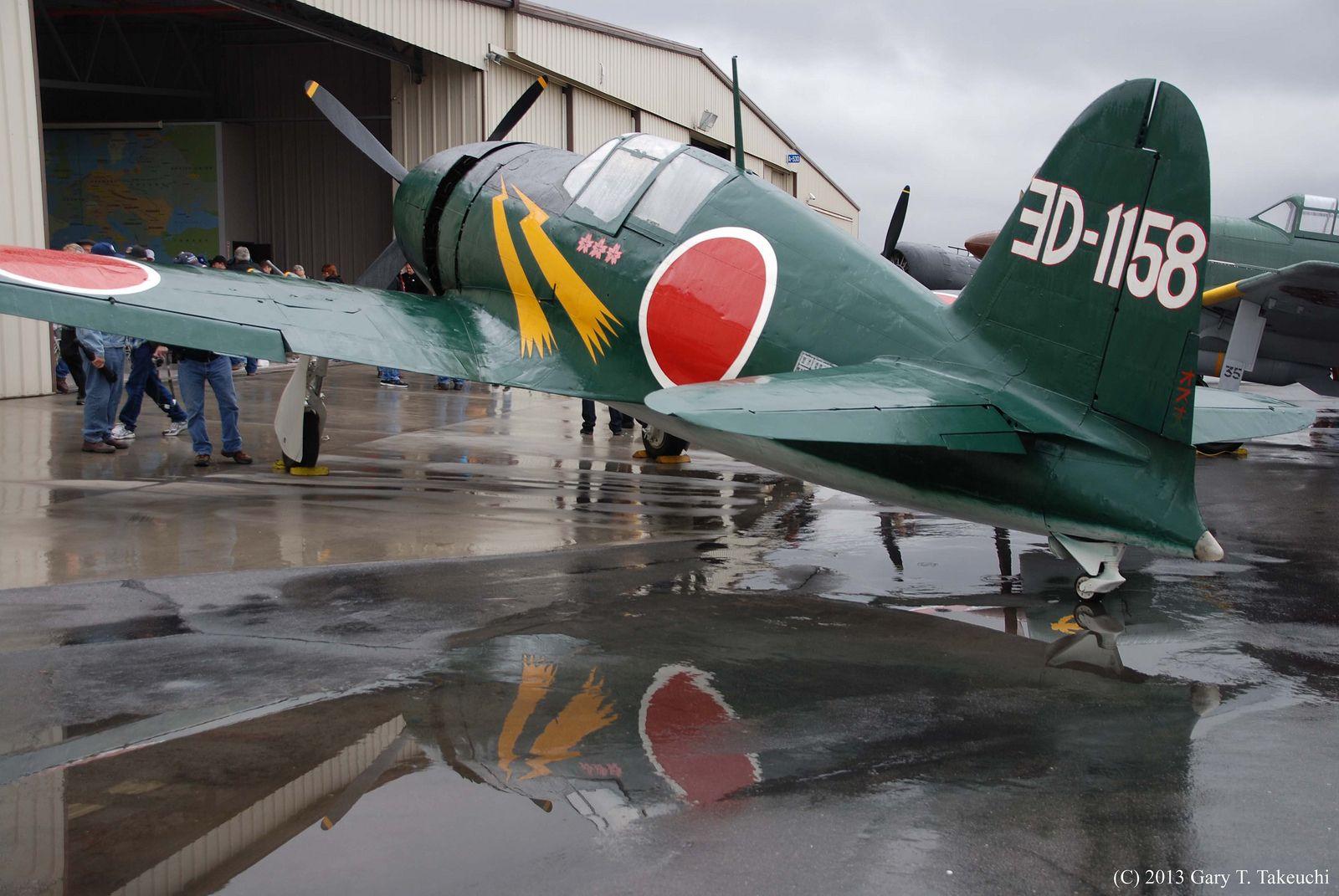 """Mitsubishi J2M3 """"Raiden"""" Type 21"""