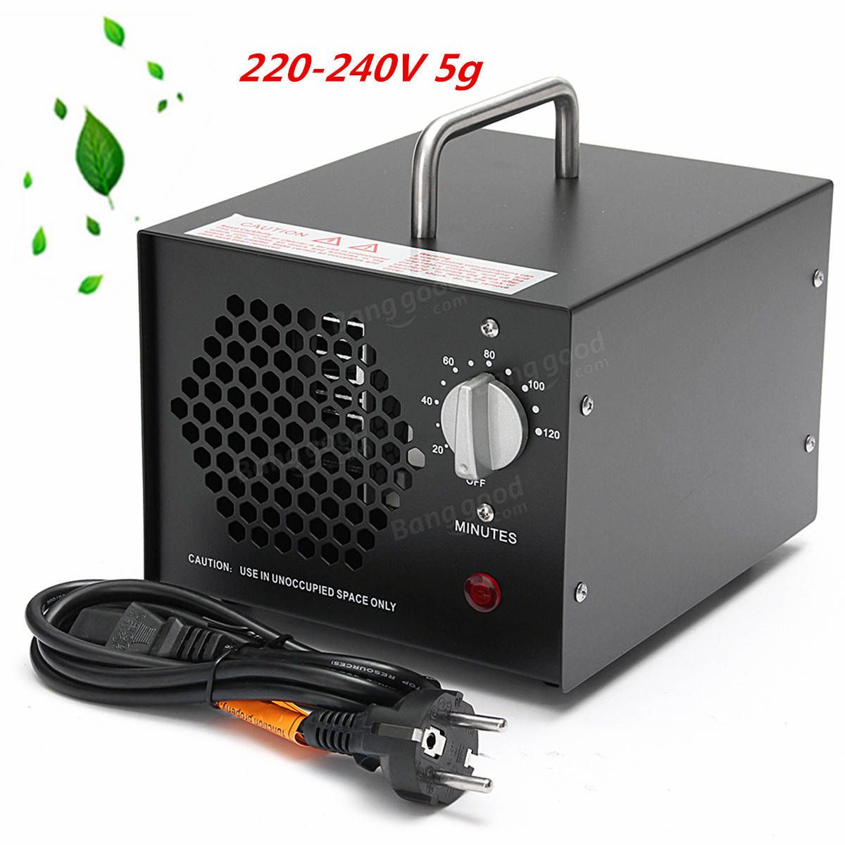 New 220V240V 5000mg Commercial Industrial Ozone Generator