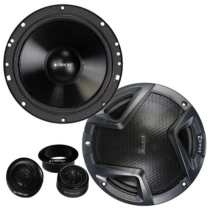 Orion Ztreet 6 5 450w Component Speaker Products Component