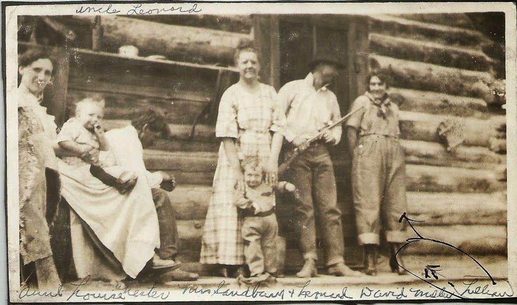 Ancestors Live Here: Wordlesss Wednesday ~ Buck Relatives