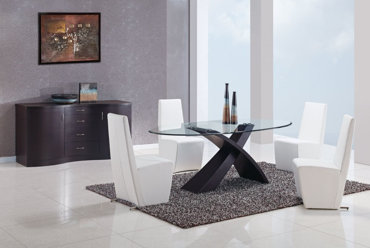 contemporary oval glass dining tables collection stylish oval glass dining table inspiration with crosses shape wooden frame and beautiful