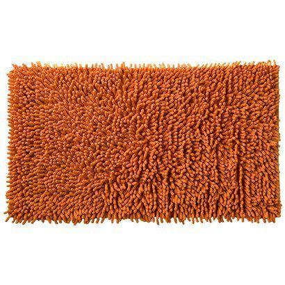 All That Jazz Bath Rug Orange 20x30 25 Online Only At Target Orange Bath Rug