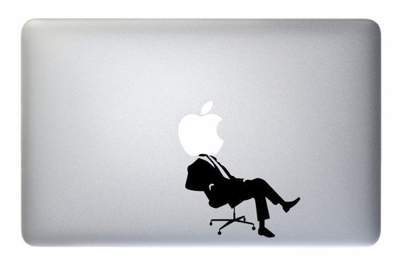 For Him - Mad Men decal