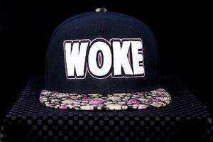 """Image of WOKE Flower """"Florinda"""" SnapBack"""