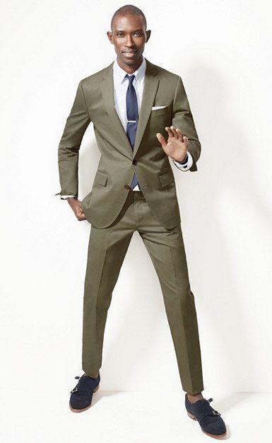 Ludlow suit in Italian chino   J.Crew.   Gentlemen   Pinterest ...