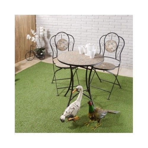 Outdoor Patio Furniture Set 2 Seater Dining Sets Bistro Round