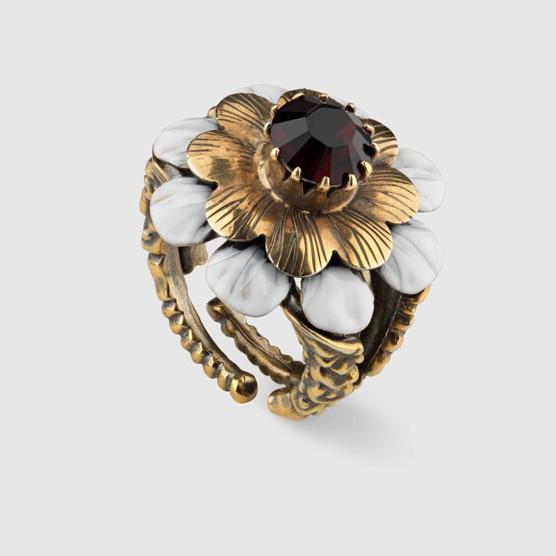 Charming Gucci Flower Ring Ideas - Jewelry Collection Ideas ...