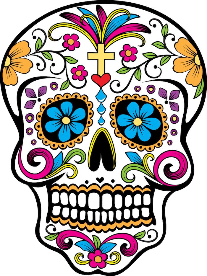 Photo of ▷ 1001 + Ideen und Bilder zum Thema Totenkopf Tattoo
