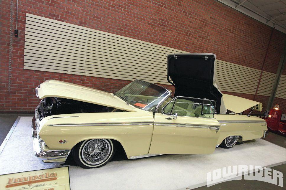 Fresno Super Show Chevrolet Lowrider 03 Custom Cars Impala Chevy