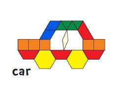pattern blocks free printable - Hledat Googlem   pattern blocks ...