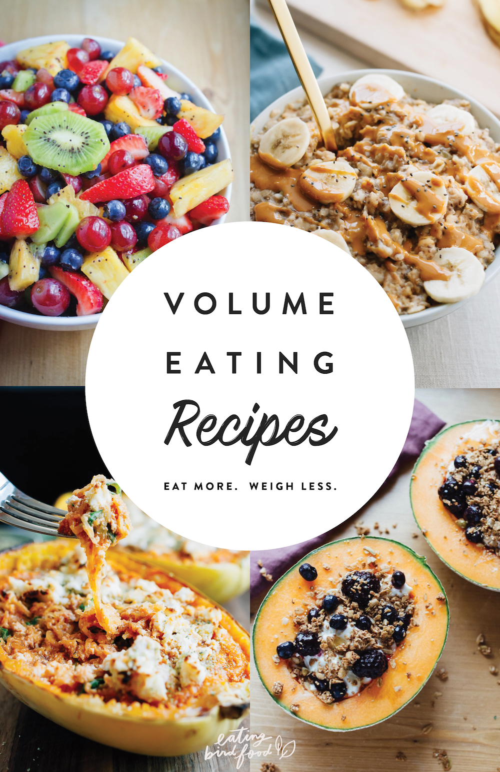 The Best Volume Eating Recipes | Bloggers' Best Healthy ...