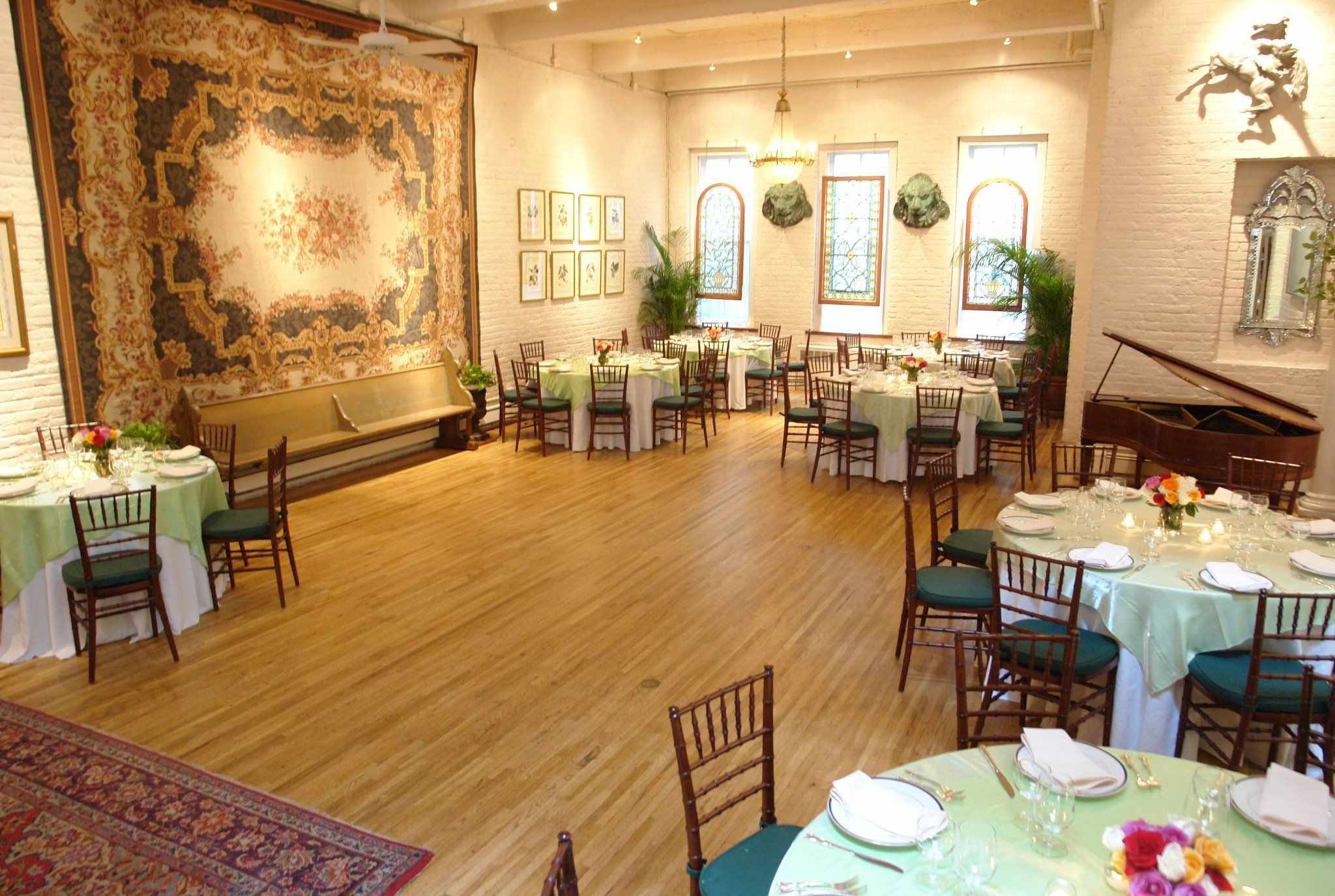 Unique Affordable Small Wedding Venue Corporate Event And Private Dinner Party Location In New York City