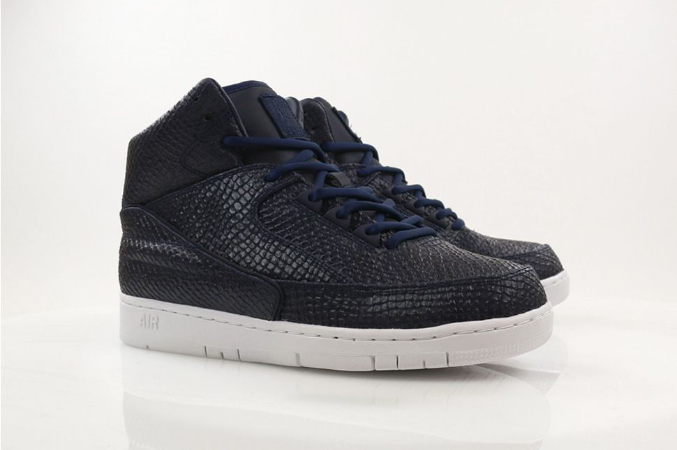 The Nike Air Python SP is set to return this season materializing in two simple colorways that highlight each model s faux python leather upper