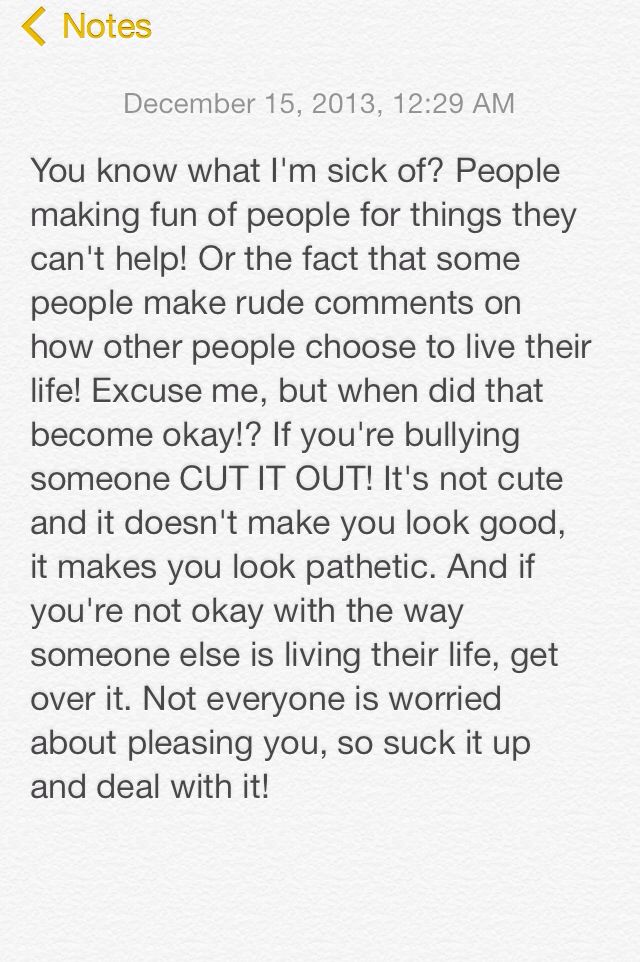 I Just Have To Get This Off My Chest >> Just Had To Get It Off My Chest Cause Some People Just Don T Know