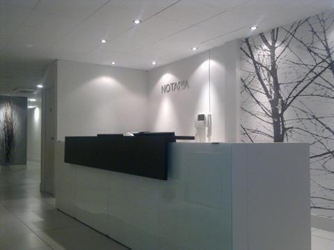 Decoraci n despachos profesionales clinicas pinterest despacho profesional y decorador - Decorar despacho profesional ...