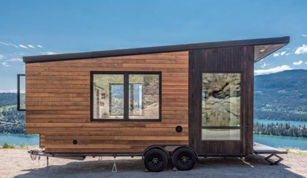 The Wanderer 22 Unique High End Tiny Home Tiny House For Sale In Castlegar British Columbia Tiny House Listings In 2020 Tiny Houses For Sale Tiny House Listings Tiny House