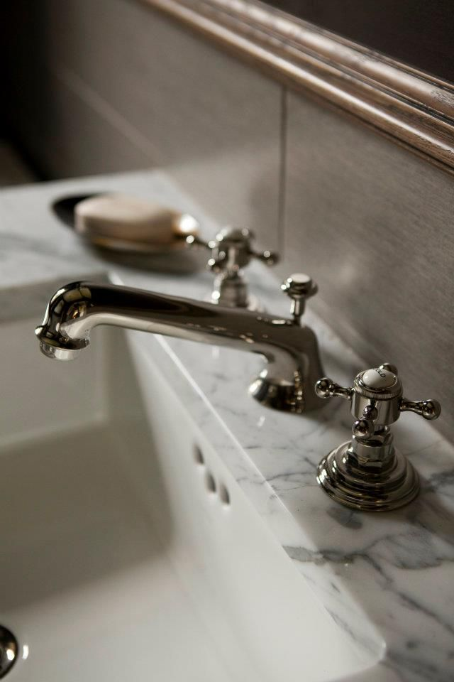 More from Sigma Faucets. We love a cross handle, it is the O in ...