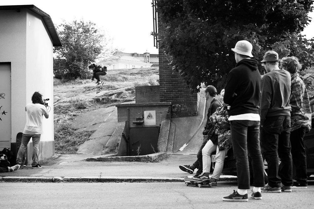 Jarne Verbruggen, Frontside Shove-it