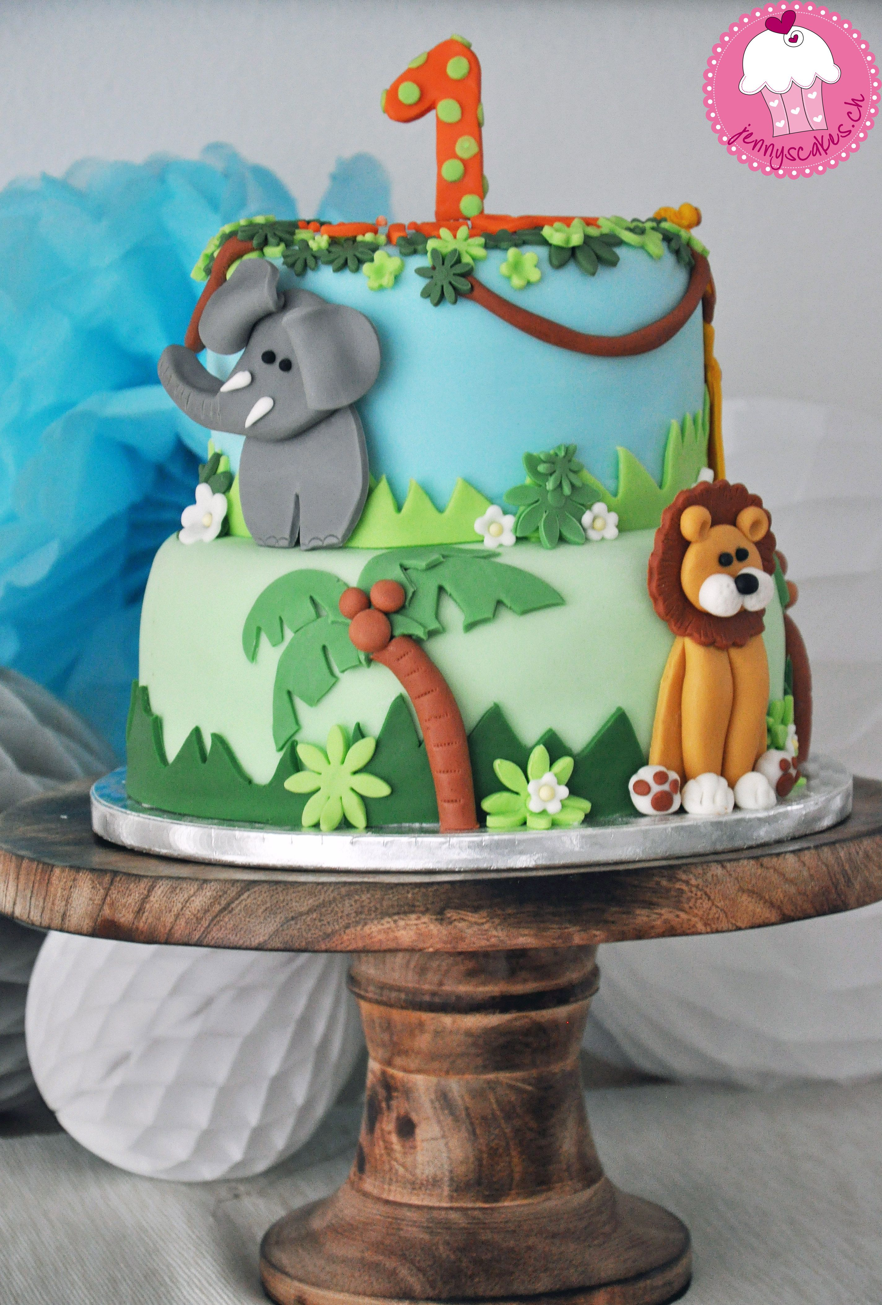 en supplies na decor pin themed recepty wholesale shower pinterest jungle vyzkou baby cake decorating