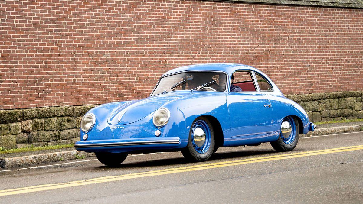 porsche 356 turns 70 the model that launched the german sports car maker s range pinterest