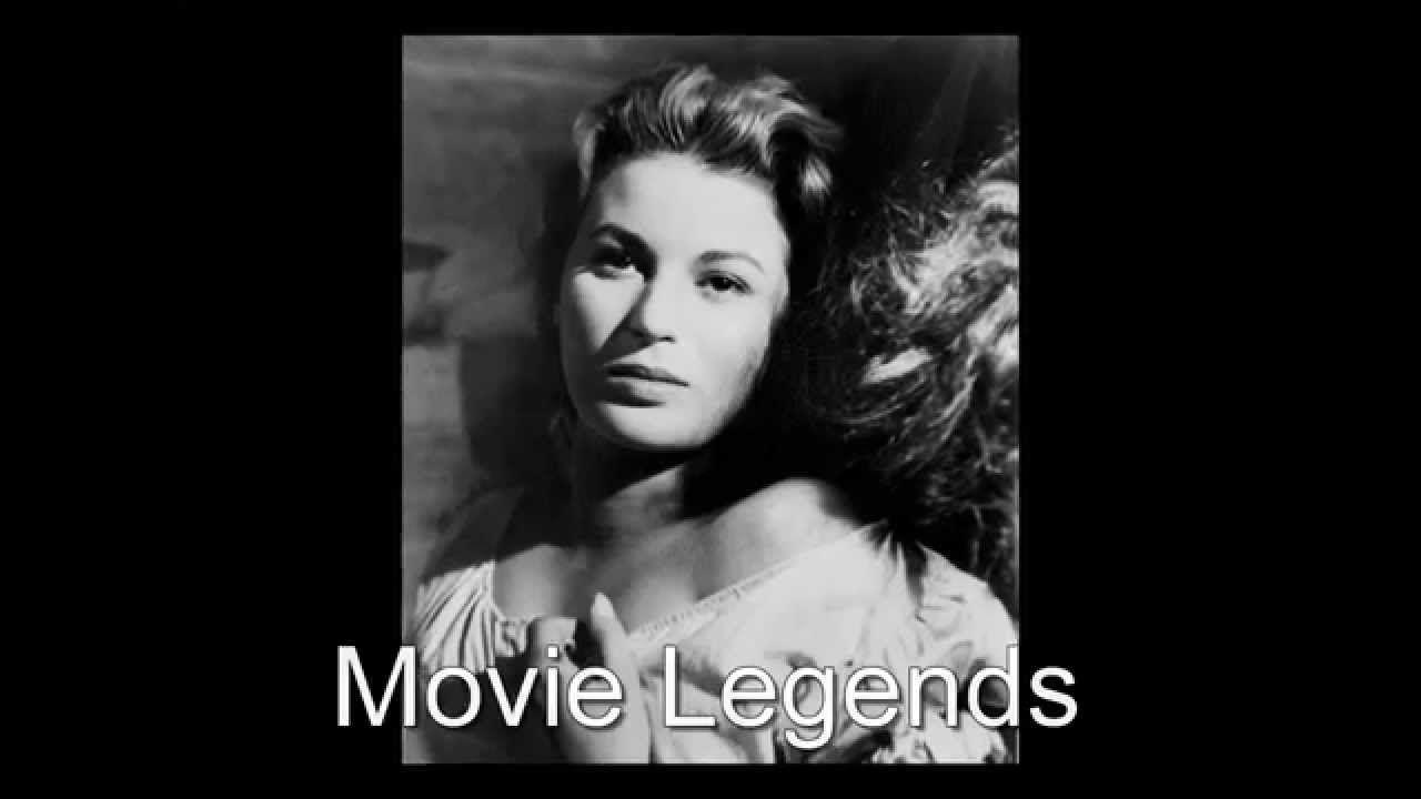 Movie Legends - Silvana Mangano