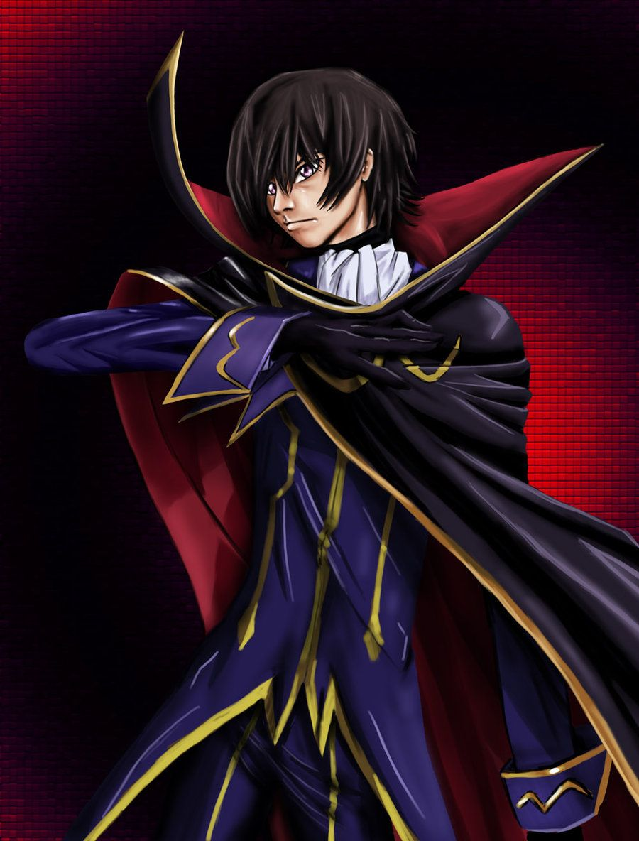 Lelouch Vi Britannia HD Wallpapers Backgrounds