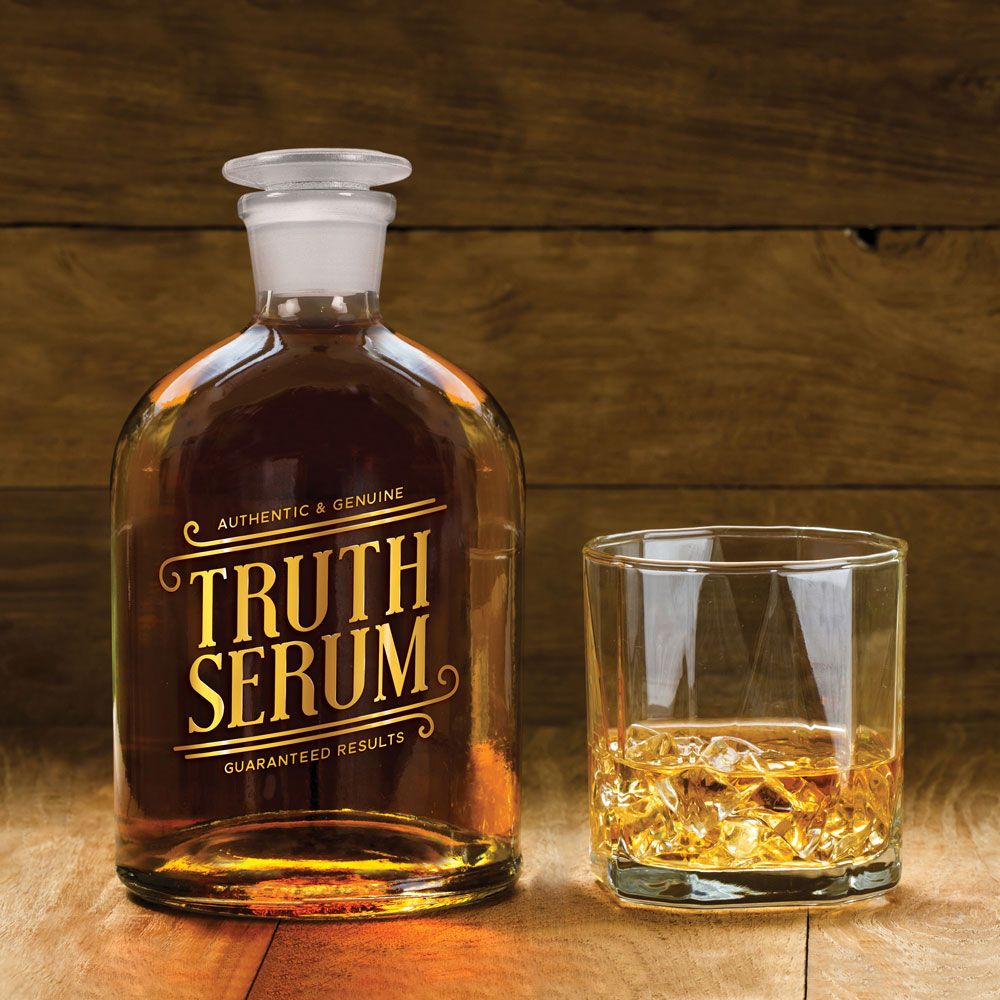 is it true that alcohol is like a truth serum