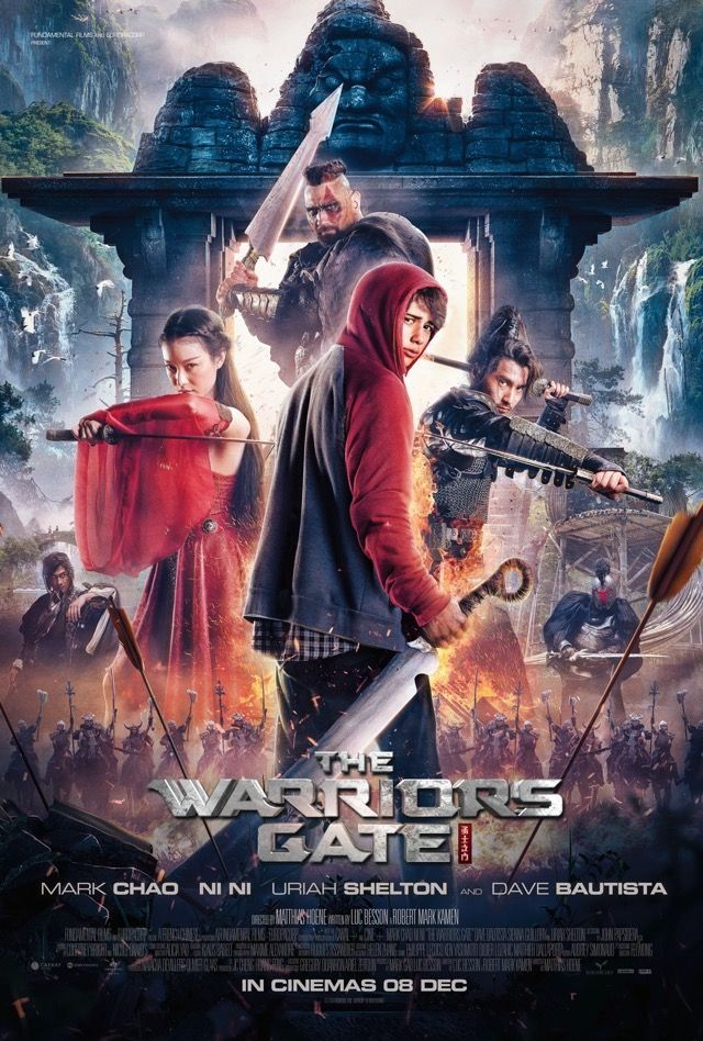 The Warrior S Gate 2016 Review F Magazine Full Movies Online Free Adventure Movies Full Movies