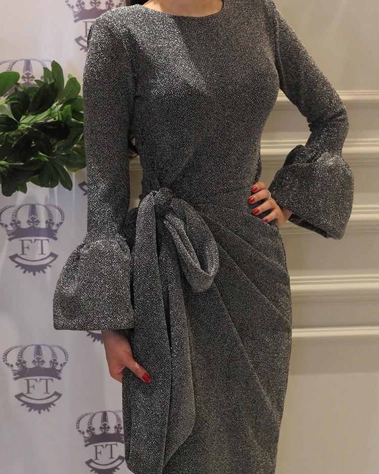Pin On Hijab Evening Dress