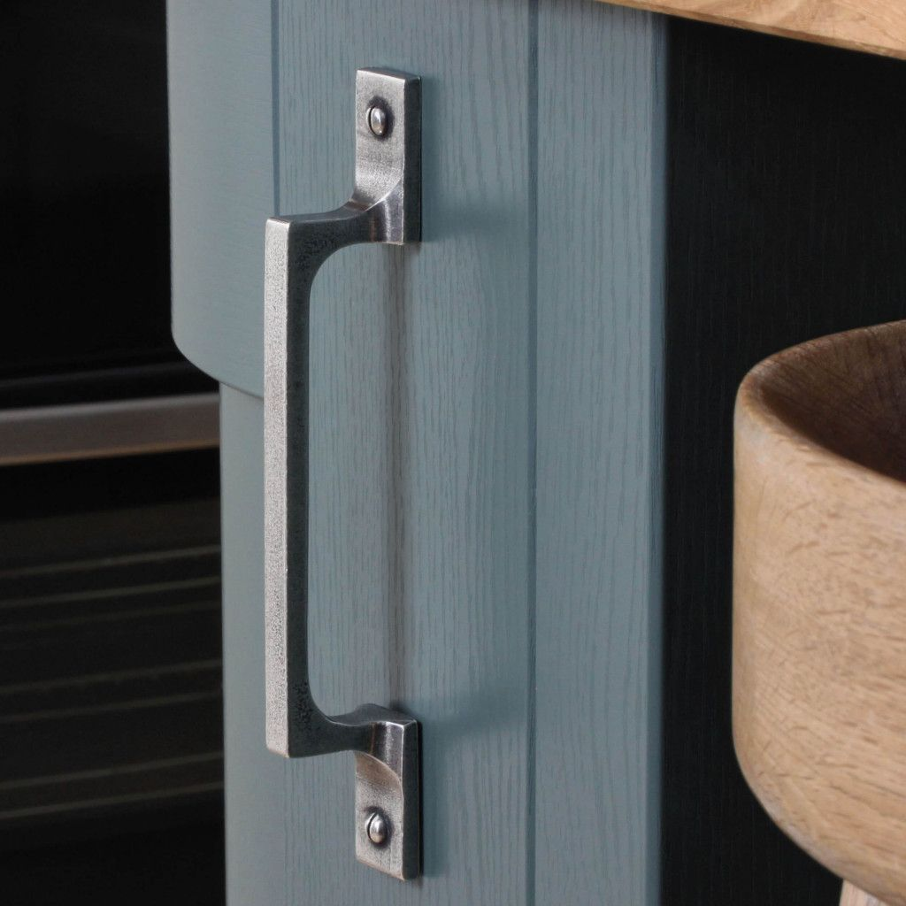 The Newton Real Pewter Cabinet Pull Available In 2 Sizes
