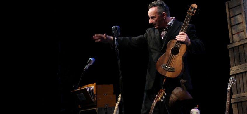 Little John Nee a Porto Petraio, tra blues e country