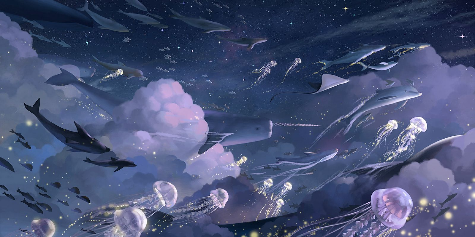 the sea of the sky
