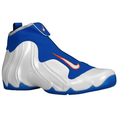 best website 6203a 64bf1 Nike Air Flightposite – Men s – Basketball – Shoes – White Game Royal Team  Orange – Footlocker  Sneakers