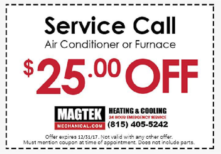 Use This Coupon To Receive 25 Off Your Next Service Call Call
