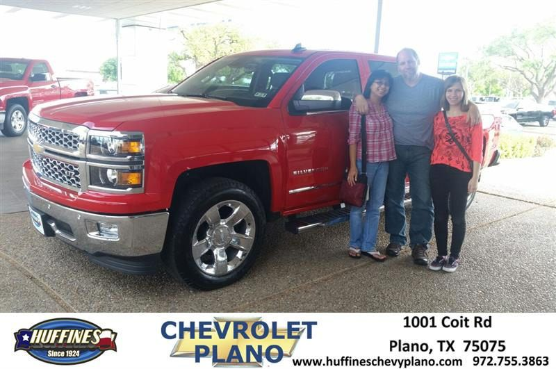 Happybirthday To Paul From Pamela Profitt At Huffines Chevrolet