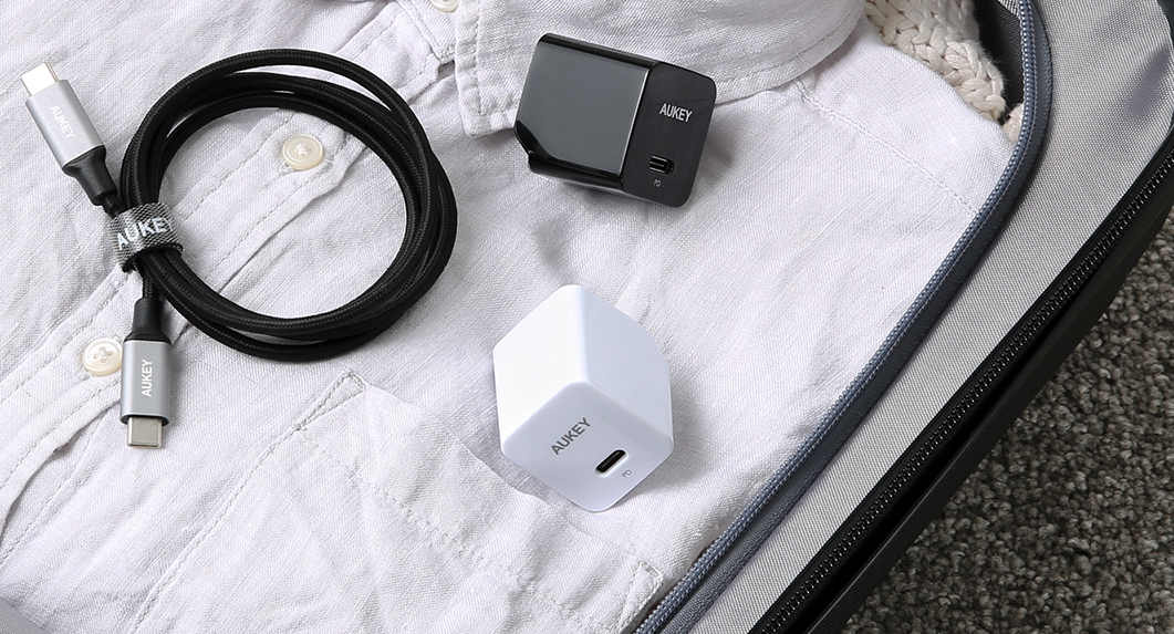 Aukey Pa Y18 18w Power Delivery Wall Chargers Wall Charger Usb Buy Iphone