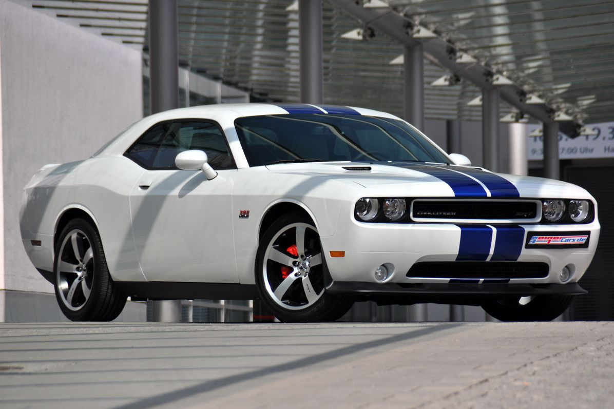 Geiger cars brings limited edition 2011 dodge challenger 392 to germany