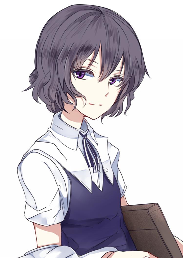 Shinobu Nunotaba 芸術的アニメ少女, アニメ女子高生